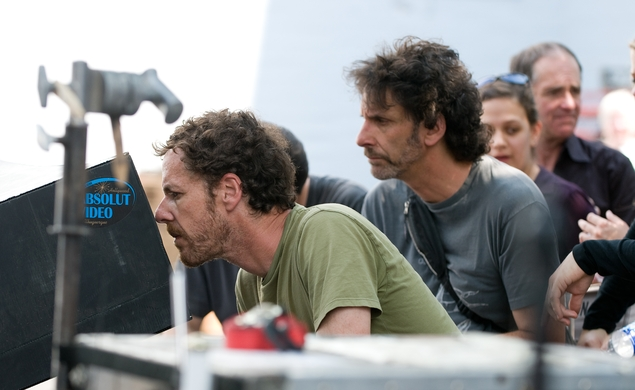 The Coen brothers are working on a film set in ancient Rome