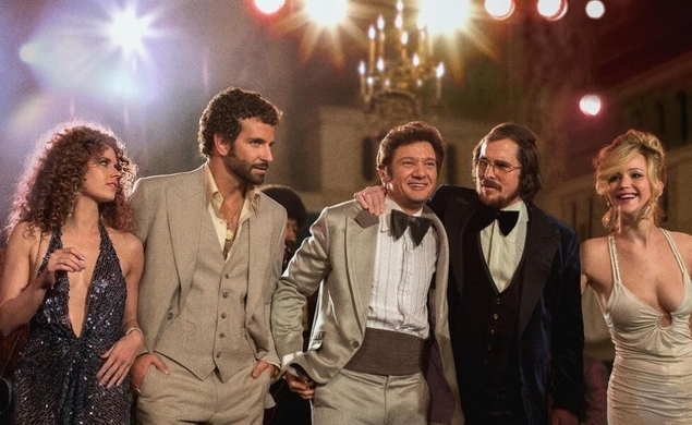 2013 Golden Globes nominations recognize American Hustle, 12 Years A Slave
