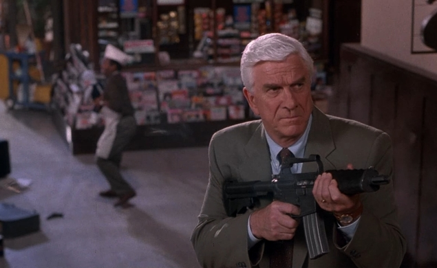 From the files of Police Squad: Ed Helms to star in Naked Gun reboot