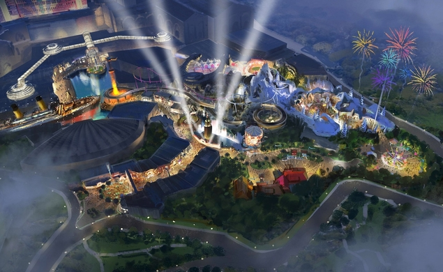A 20th Century Fox theme park is coming to Malaysia in 2016