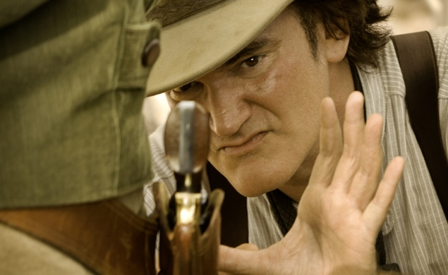 Someone leaked the script for Tarantino's The Hateful Eight, so now he's not making it