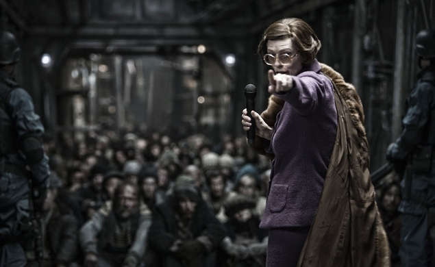 Bong Joon-ho's cut of Snowpiercer will be released in America