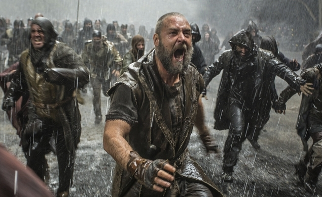 "Ads for Noah will carry a disclaimer about its ""artistic license"""