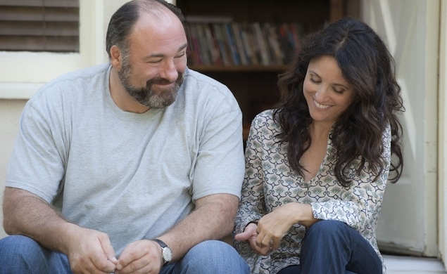 The Enough Said trailer: saying goodbye, again, to James Gandolfini