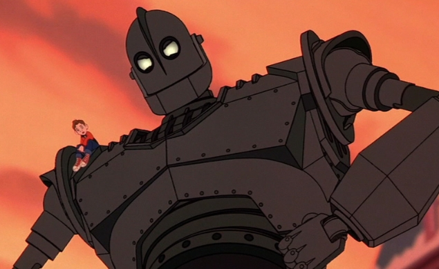 Brad Bird would like to see a special-edition Blu-ray of The Iron Giant