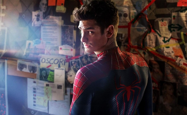 There is an Amazing Spider-Man 2 post-credits tease, but you need your phone to watch it