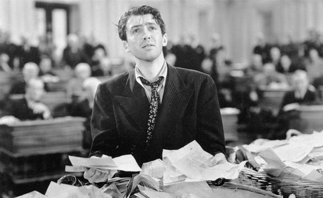 Our next Movie Of The Week: Frank Capra's Mr. Smith Goes To Washington