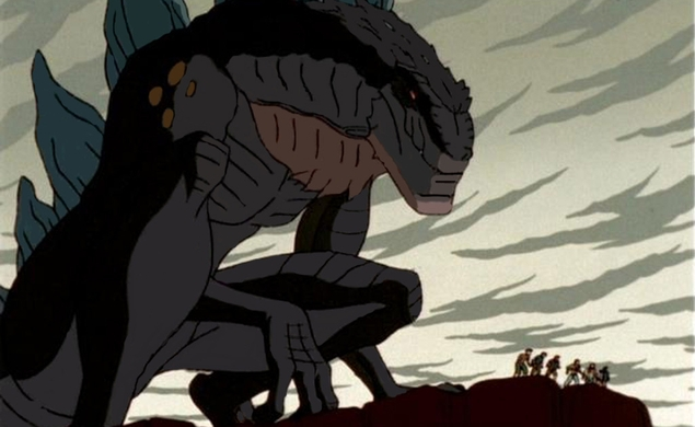 Source Material: The other Godzilla cartoon tried to extend a failed franchise
