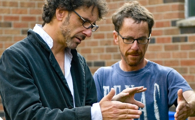 The Coens will work on Steven Spielberg's Cold War thriller