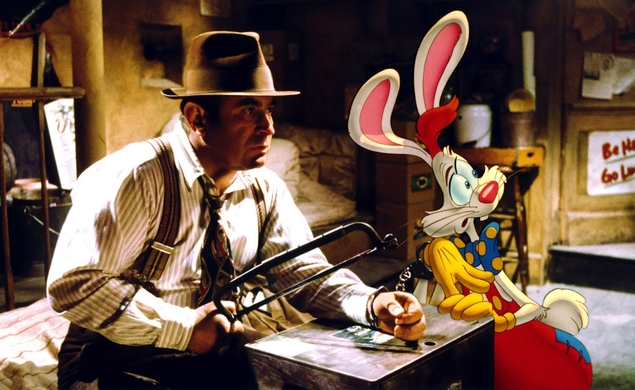 Our next Movie Of The Week: Robert Zemeckis' Who Framed Roger Rabbit