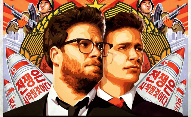 Wait, did North Korea just fire missiles into the sea to protest a Seth Rogen movie?