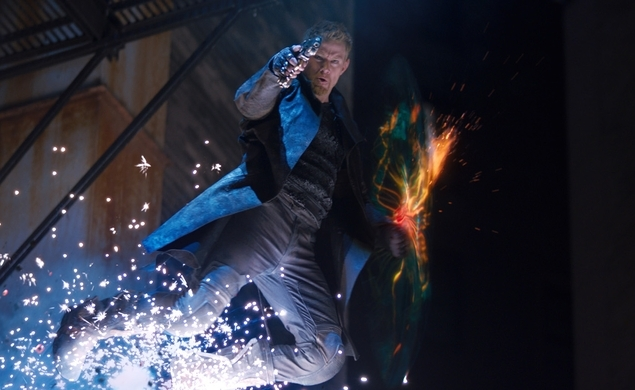 A new Jupiter Ascending trailer descends upon the Internet