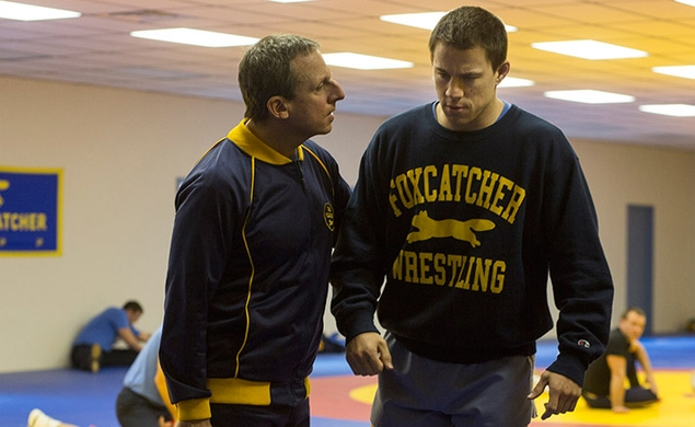 Here's a terrifying new teaser trailer for Foxcatcher