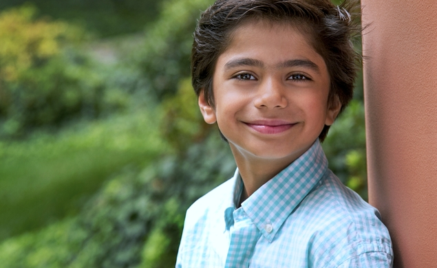 The only actor onscreen in Jon Favreau's The Jungle Book will be this 10-year-old kid