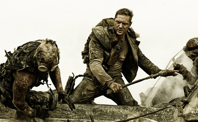 The Mad Max: Fury Road Comic-Con trailer contains fast, furious action