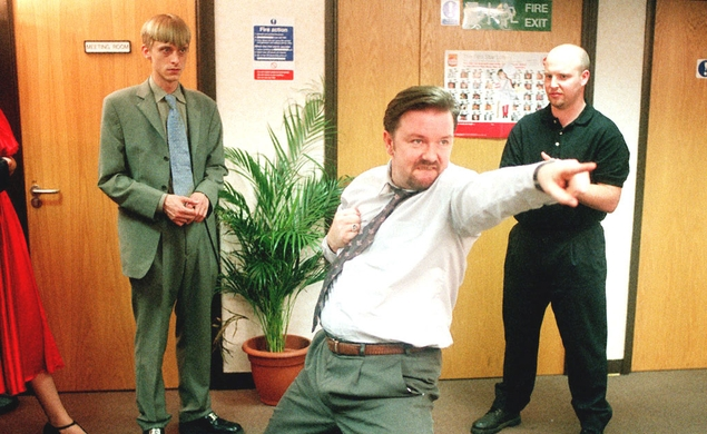 Ricky Gervais is reviving David Brent for the film Life On The Road