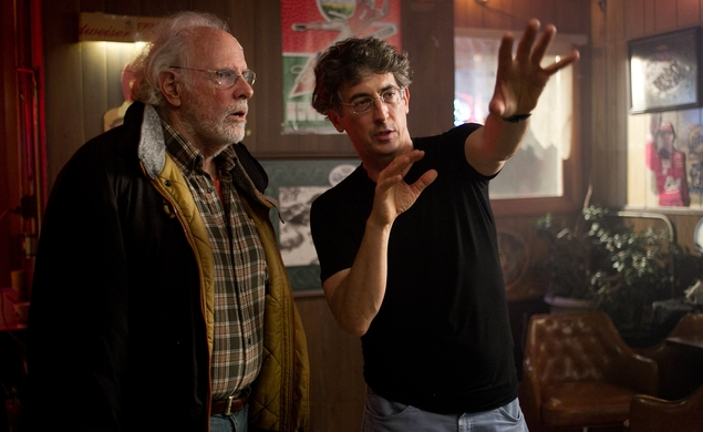The color version of Nebraska Alexander Payne didn't want anyone to see airs this Sunday on Epix