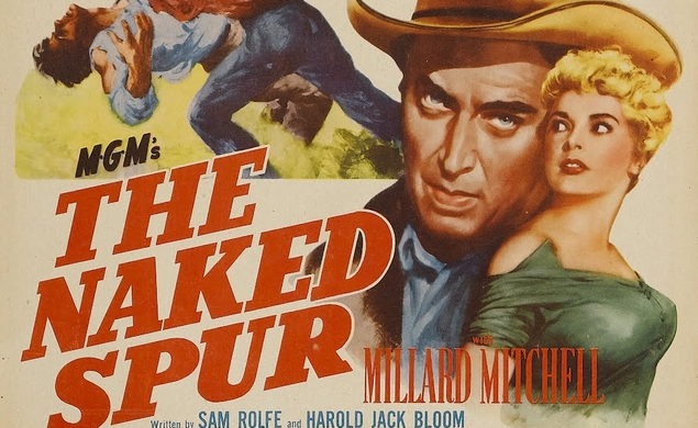 Cable pick of the day (08/07/14): The Naked Spur, on TCM
