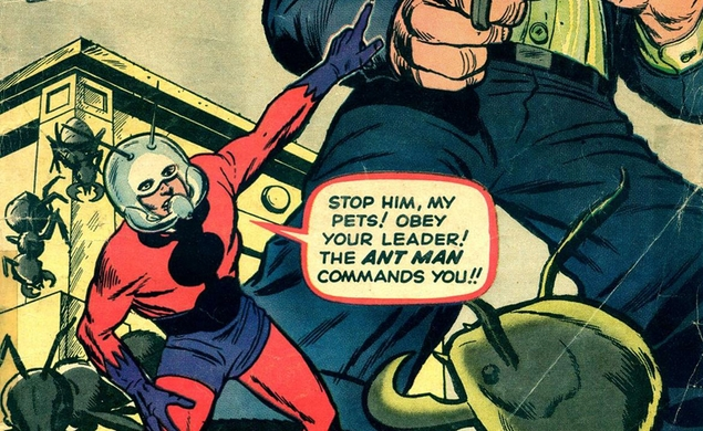 Unlike the superhero, the Ant-Man cast grows and grows
