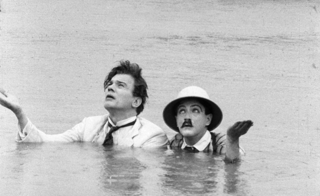 Too Much Johnson, Orson Welles' long-lost film/theater project, is now available online