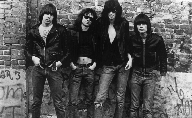 Martin Scorsese is planning to direct a Ramones movie