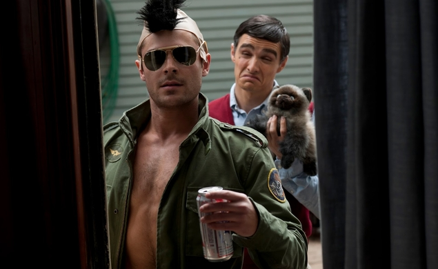 Robert De Niro and Zac Efron will star in Dirty Grandpa, which, coincidentally, sounds a lot like Bad Grandpa
