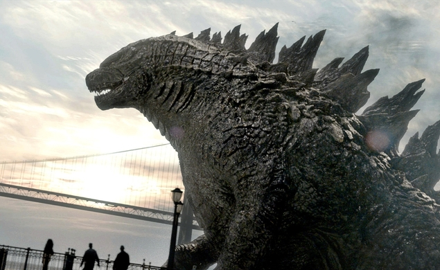 Godzilla was only in 8 minutes of Godzilla; here are all of them