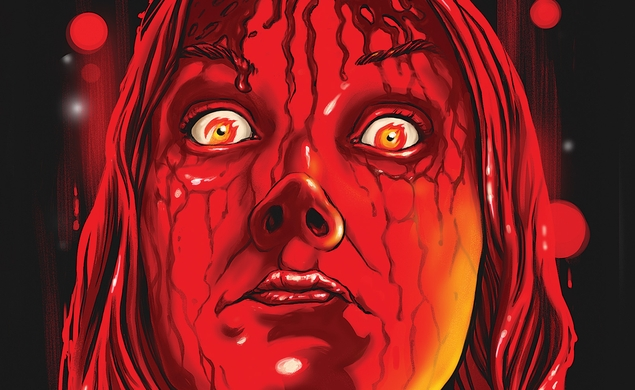 A bunch of famous horror films just got striking new limited-edition covers