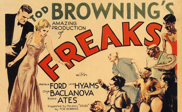 Cable pick of the weekend (09/12-14/14): Freaks, on TCM