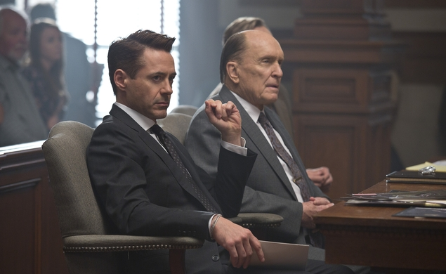 The new trailer for The Judge tosses out the TIFF verdict