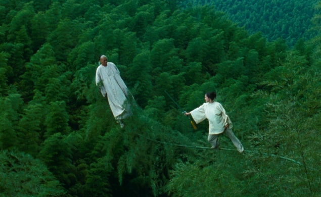 Our next Movie Of The Week: Ang Lee's Crouching Tiger, Hidden Dragon
