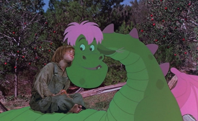 Pete's Dragon remake no longer Pete-less