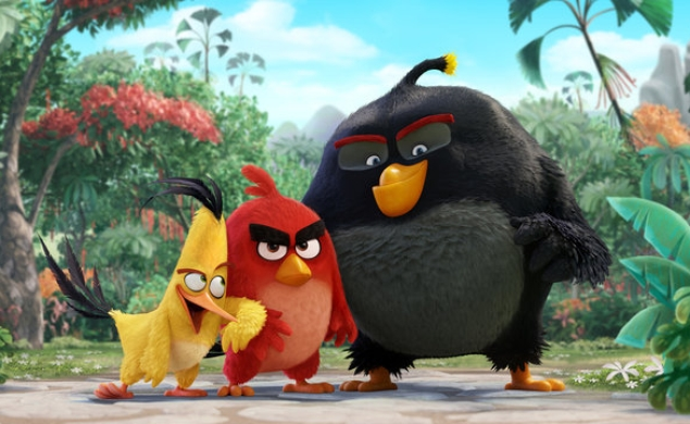 The voice cast of the Angry Birds movie almost makes us curious about the Angry Birds movie