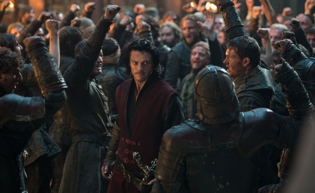 Dracula Untold is reportedly the first film in Universal's new monster universe