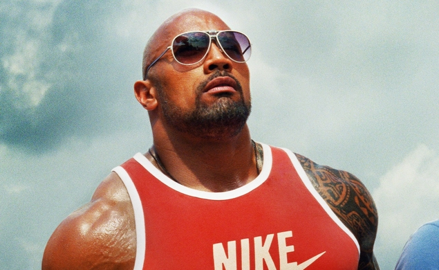 After years of standing in the darkness, the Baywatch movie steps into the light with Dwayne Johnson