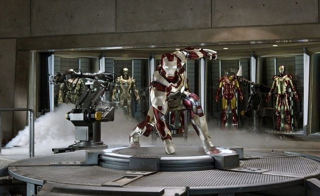 Bludgeoned into submission by endless questions, Robert Downey Jr. reluctantly concedes that there will be an Iron Man 4