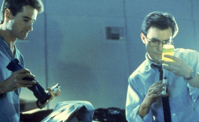 Our next (Scary) Movie Of The Week: Stuart Gordon's Re-Animator
