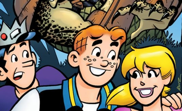 Universes to collide when Archie meets the Predator