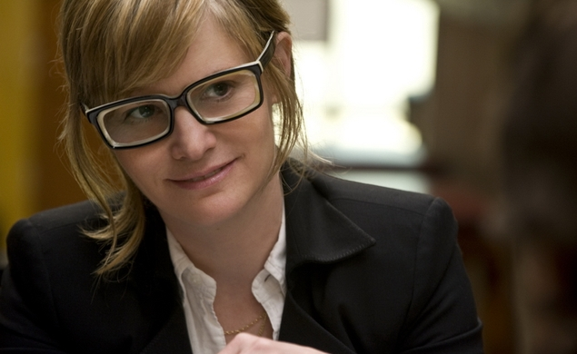 Jennifer Jason Leigh is Hateful Eight's first official cast member