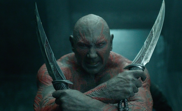 Dave Bautista is reportedly the newest Bond baddie