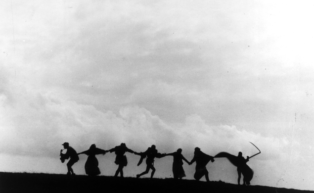 Out Of The Past: The Seventh Seal was released in the U.S. on this day in 1958