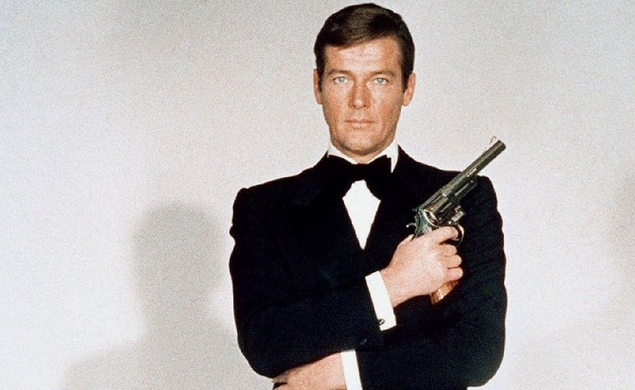Out Of The Past: Roger Moore was born on this date in 1927