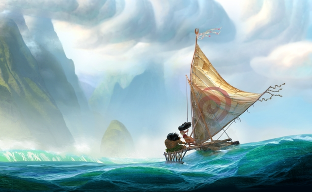Disney Animation's Moana will sail into theaters in late 2016