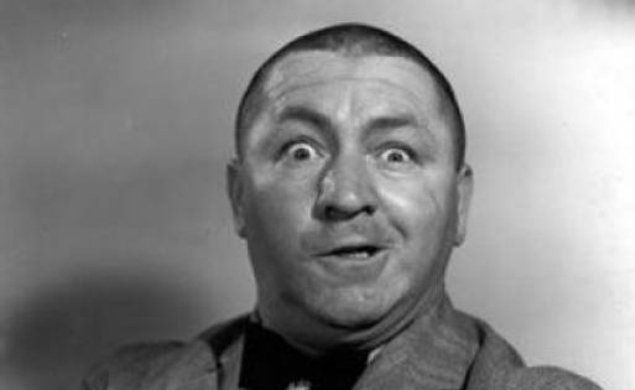 Out Of The Past: Curly Howard was born on this date in 1903