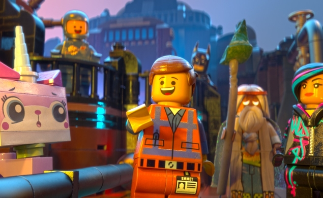 The Lego Movie directors Phil Lord and Chris Miller will write The Lego Movie 2
