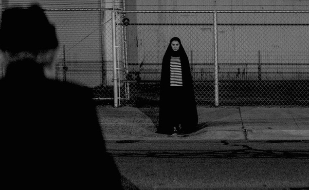 "A Girl Walks Home Alone At Night is the world's ""first Iranian vampire Western"" and this trailer proves it"
