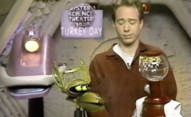 "Joel Hodgson to curate new ""Turkey Day"" streaming Mystery Science Theater 3000 marathon"