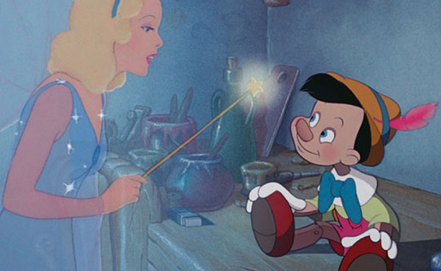 Our next (Animated) Movie Of The Week: Pinocchio