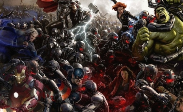 Marvel planning to avenge Age Of Ultron trailer leak