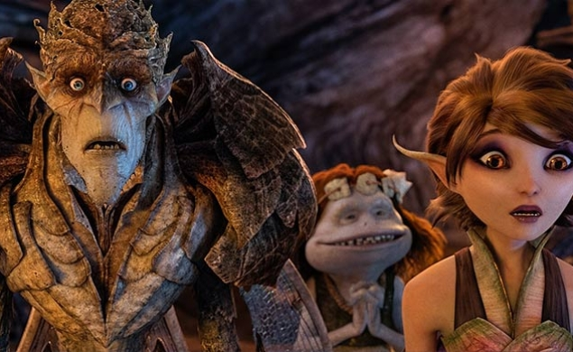 Lucasfilm to release Strange Magic, an unexpected animated film in January